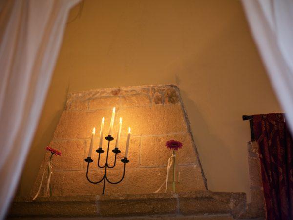 Suite Rossa a tenuta monacelli - Immagine 11